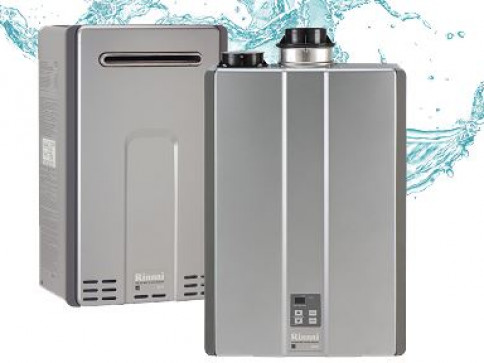 Tankless Gas Water Heaters